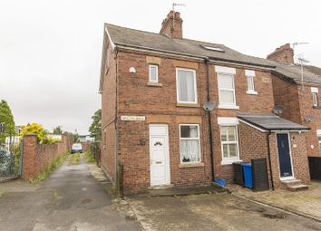 Thumbnail 3 bed semi-detached house for sale in Walton Walk, Boythorpe, Chesterfield