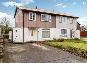 Thumbnail 3 bed semi-detached house for sale in Doncaster Road, Scunthorpe