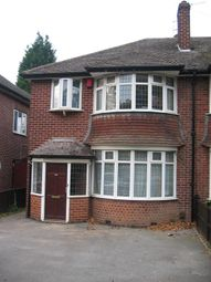 Thumbnail 3 bed shared accommodation to rent in Forest Road, Loughborough
