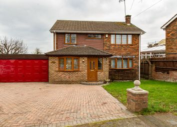 Thumbnail 5 bed detached house for sale in Maryland Court, Rainham, Kent