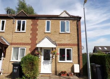 Thumbnail 2 bed end terrace house for sale in Southery, Norfolk