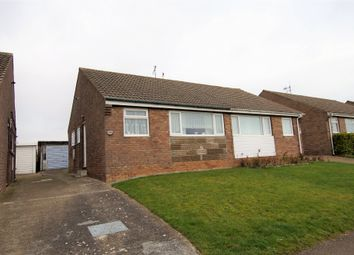 Thumbnail 2 bed semi-detached bungalow for sale in Beech Close, Eastfield, Scarborough