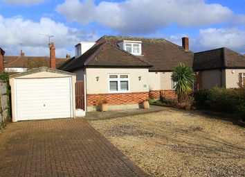 Thumbnail 5 bedroom semi-detached bungalow for sale in Eversleigh Gardens, Upminster, London