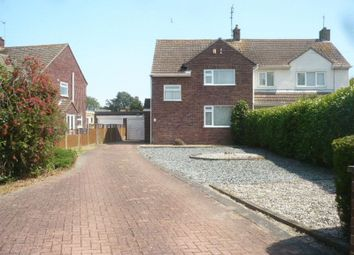 Thumbnail 3 bed semi-detached house to rent in The Meads, Lowestoft