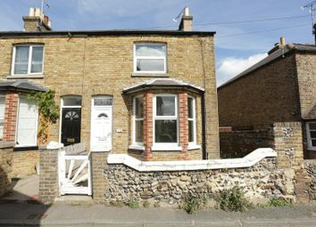 Thumbnail 2 bed end terrace house for sale in Victoria Road, Broadstairs