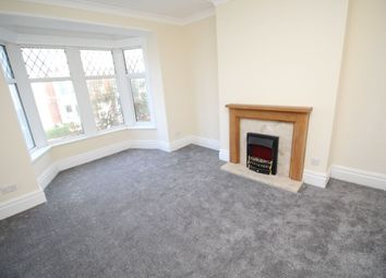 Thumbnail 2 bed flat to rent in Horncliffe Road, Blackpool