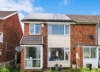 Thumbnail 2 bed end terrace house for sale in Wimberley Way, South Witham, Grantham