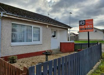 Thumbnail 1 bed semi-detached bungalow to rent in Rosslyn Road, Ashgill, Larkhall