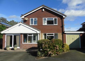 Thumbnail 3 bed detached house for sale in 11, Harrison Drive, Caerhowel, Montgomery, Powys