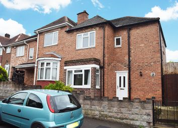 Thumbnail 3 bed semi-detached house to rent in Walpole Street, Derby