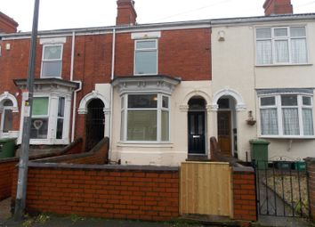 Thumbnail 3 bed terraced house to rent in Hare Street, Grimsby