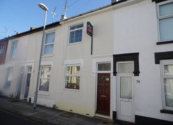 Thumbnail 3 bedroom terraced house to rent in Esslemont Road, Southsea