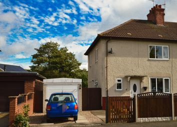 Thumbnail 3 bed semi-detached house for sale in Mary Street, Rhodesia, Worksop