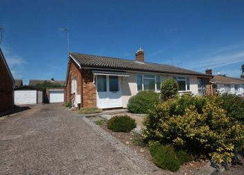 Thumbnail 2 bed semi-detached bungalow for sale in Fontwell Avenue, Cambridge