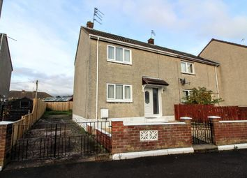 Thumbnail 2 bed end terrace house for sale in Hillpark, Ayr