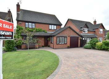 Thumbnail 4 bed detached house for sale in Clifford Road, Droitwich