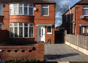 Thumbnail 3 bed property to rent in Fairholme, 3 Bed, Manchester