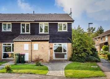 The Covey, Pound Hill, Crawley RH10. 3 bed end terrace house