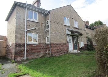 Thumbnail 3 bed end terrace house for sale in South Crescent, East Dene, Rotherham