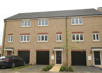 Thumbnail 4 bed town house to rent in Hetterley Drive, Barleythorpe, Oakham