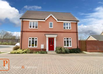 3 bed end terrace house for sale in Montagu Drive, Saxmundham IP17