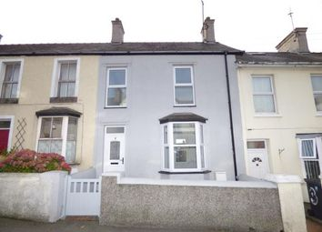 Thumbnail 3 bed terraced house for sale in Greenfield Terrace, Holyhead, Anglesey, .