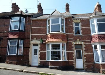 Thumbnail 3 bed terraced house to rent in Salisbury Road, Exeter