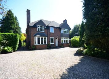 Thumbnail 5 bedroom detached house for sale in Hilderstone Road, Meir Heath