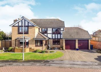 Thumbnail 4 bed detached house for sale in Musters Croft, Colwick, Nottingham, Nottinghamshire
