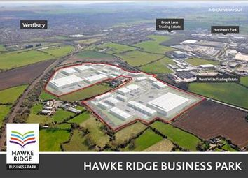 Thumbnail Commercial property to let in Hawke Ridge Business Park, Westbury, Wiltshire