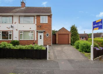 Thumbnail 3 bed property for sale in York Avenue, Sandiacre, Nottingham