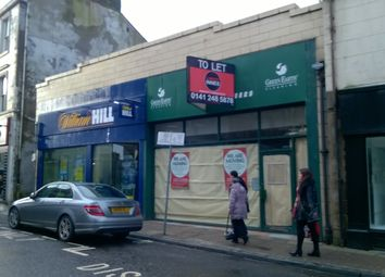 Thumbnail Retail premises to let in 18 Kirk Wynd, Falkirk