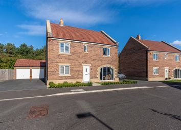 Thumbnail 4 bed detached house for sale in Stonecrop Drive, Five Mile Park, Wideopen
