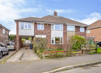Thumbnail 4 bed semi-detached house for sale in Whitburn Road, Toton, Beeston, Nottingham
