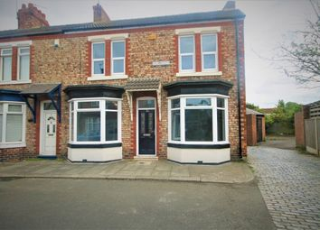 Thumbnail 4 bed terraced house for sale in Benson Street, Stockton-On-Tees