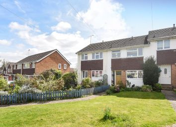 Thumbnail 3 bed terraced house for sale in Curl Way, Wokingham