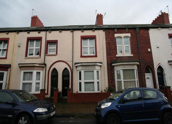 Thumbnail 4 bed terraced house to rent in Burbank Street, Hartlepool