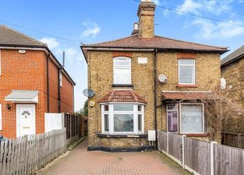 Thumbnail 1 bedroom flat for sale in Brentwood Road, Gidea Park, Romford