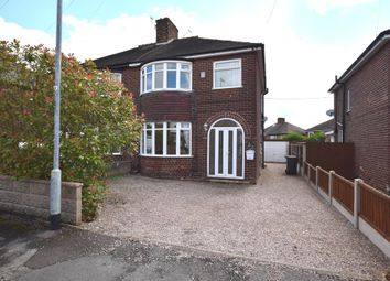 Thumbnail 3 bed semi-detached house for sale in Downing Avenue, May Bank, Newcastle-Under-Lyme