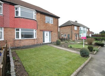 Thumbnail 3 bedroom semi-detached house for sale in Leicester Road, Markfield, Leicester
