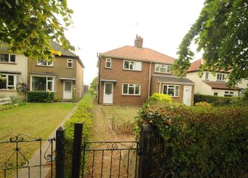Thumbnail 3 bedroom semi-detached house to rent in Norwich Road, Costessey