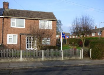 Thumbnail 3 bedroom semi-detached house to rent in Central Avenue, Stapleford, Nottingham