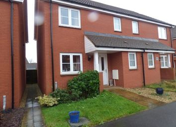 3 bed semi-detached house to rent in Russet Close, Wellington TA21
