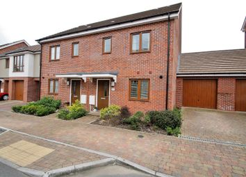 Thumbnail 3 bedroom property for sale in Peggs Way, Basingstoke