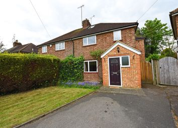 Thumbnail 4 bed semi-detached house to rent in Osborne Road, Wokingham