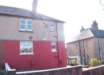 Thumbnail 2 bedroom flat to rent in Hozier Street, Carluke