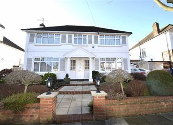 Thumbnail 4 bed property for sale in Rowben Close, London