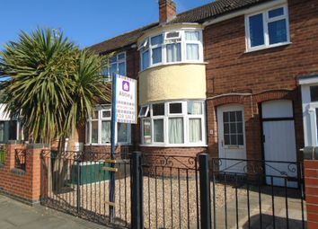 Thumbnail 3 bed town house for sale in Greenwood Road, Leicester
