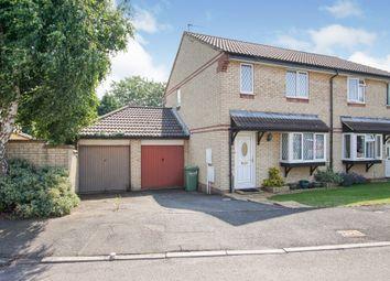 Thumbnail 3 bedroom semi-detached house for sale in Berkeleys Mead, Bradley Stoke, Bristol