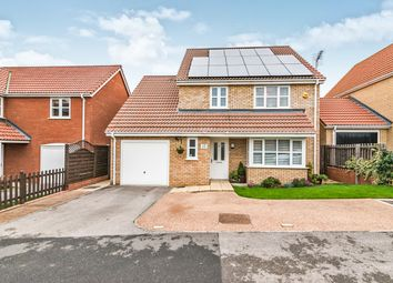 Thumbnail 4 bedroom detached house for sale in Palomino Drive, Downham Market, Norfolk